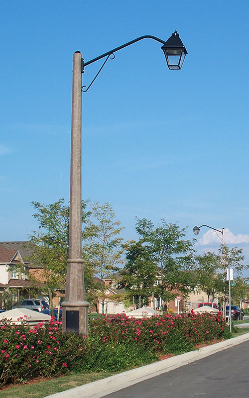 Small Cell Pole (Concrete) hero