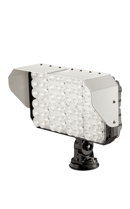 Spartan Sports Lighting STRATOS Sports Light Front 3/4 View